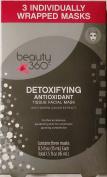 Beauty 360 Detoxifying Antioxidant Tissue Facial Mask