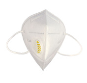20PCS PM2.5 Three-Dimensional Breathable Masks Dustproof Mouth-muffle with Filter Dust Mask Respiratory Valve Anti Haze