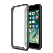 XDesign iPhone Case, Protective Clear Bumper, Scratch Resistant, Black