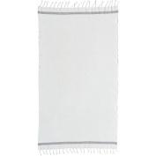 Buldan's Pestemal Turkish Beach Towel 37x70 100% Cotton Tuana Collection