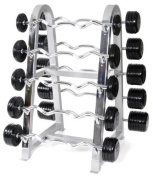 Troy Barbell Bb-10 Double Sided Rack, One Size