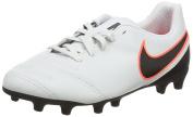 Nike Tiempo Rio III FG Shoes Football Cleats Kids
