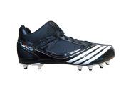 adidas Men's SM Scorch Thrill Fly Mid Football Cleats