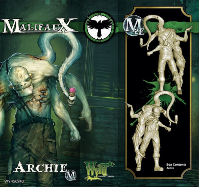 Malifaux: Resurrectionists - Archie