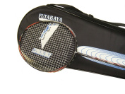 Genji Sports Trapezium Frame with Hexagon Shaft Badminton Racket N900