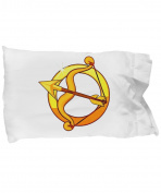 Zodiac Sign Sagittarius - Pillow Case