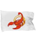 Zodiac Sign Scorpio - Pillow Case