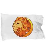 Zodiac Sign Leo - Pillow Case