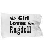 Ragdoll - Pillow Case