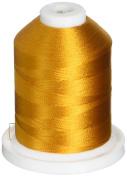 Robison-Anton Rayon Super Strength Thread, 1100-Yard, 24 K Gold