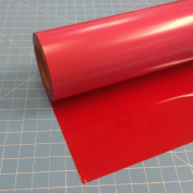 Siser Easyweed Red 38cm x 0.9m Iron on Heat Transfer Vinyl Roll