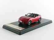 Mazda MX 5, metallic-red, 2016, Model Car, Ready-made, Premium X 1:43