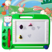 Pevor Professional Magnetic Drawing Board Sketch Pad Doodle Writing Painting Toys For Kids Children