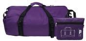 Zatous Waterproof Foldable Sport Bags LightWeight Nylon Packable Backpack Travel Duffel Bag 30L