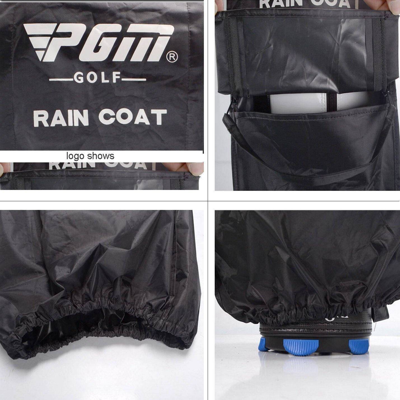 c16b527f906a PGM Waterproof Rain Cover Rain Coat for Golf Bag