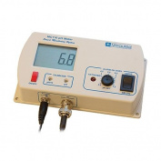 Milwaukee Instruments MC110US pH Monitor with Hi/Low Range Alarm, 2 Point Manual Calibration, 3.5 to 7.5 pH Range
