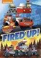 Blaze & The Monster Machines Fired Up DVD  [Region 4]