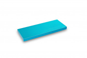 SanLem Floating Shelf (60cm x 25cm x 3.8cm ) - Turquoise