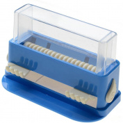 Zorvo Dental Cotton Tip Micro Applicator Micro Fibre Brush dispenser Blue