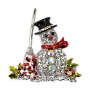 Christmas Decoration,Toraway Christmas tree brooch pin Christmas gifts