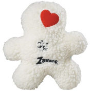 Embroidered Berber Boy Toy - White
