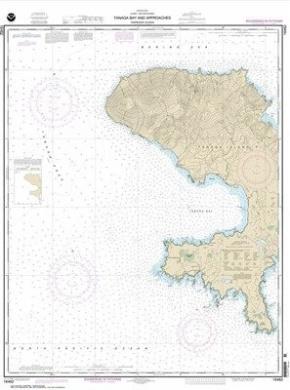 NOAA Chart 16462