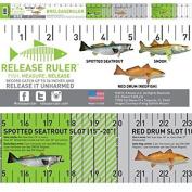 Florida Inshore Slam Release Ruler