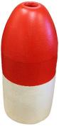 KUFA ø13cm x 28cm Red & white Float F11RW