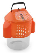 South Bendsouth Bend Collapsible Bait Bucket,,Orange