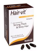 HealthAid Hair Vitamin HairVit 90 Capsules