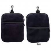 ProActive Sports Sports Premium Suede Caddy Pouch