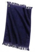 Joe's USA - Grommeted Fingertip Golf Towel