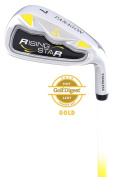 Paragon Rising Star Kids Junior #7 Iron Ages 5-7 Yellow