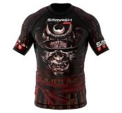 SMMASH Rashguard SAMURAI MMA BJJ UFC Kampfsport K1