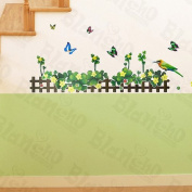 Sweet Palisade - Wall Decals Stickers Appliques Home Decor