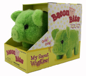 Westminster Bacon Bits, Small Pig, Green