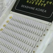 2D Y Individual Cluster Eye Lashes Soft And Comfortable Grafting 0.07 11mm Fake False Eyelashes Extensions Professional Makeup