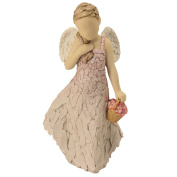 """""""More Than Words"""" Collectible Angel Figurine Resin Sculptures- Express ways to Heal, Comfort, Protect and Inspire your Loved Ones with these Beautiful Gifts …"""