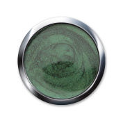 UV Glamour Gel Flux Colour and Glam - vibrant emerald pearl 5ml