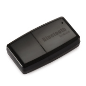 Bluetooth Music Audio Receiver 3.5mm A2DP Stereo Adapter EDR for Andriod Phone