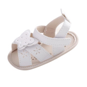 hunpta Baby Bow-knot Sandals Toddler Princess First Walkers Girls Kid Shoes