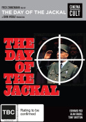 The Day of the Jackal  [Region 4]
