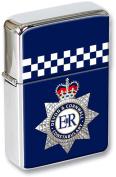 Devon & Cornwall Constabulary Flip Top Lighter