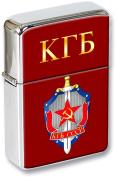 KGB Flip Top Lighter