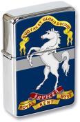 Queen's Own Royal West Kent Regiment Flip Top Lighter