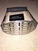 CookSpace ® Potato Masher Heavy Duty Stainless Steel Wide Grip Heavy Duty Ricer Cutter Tool Potato Press