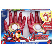 AVENGERS B9957EU40 Marvel Iron Man Arc FX Gloves One Size