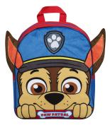 Paw Patrol Plush Fleece Front Backpack With Ears Kids' School Bag Back Pack