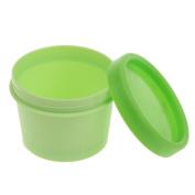 Philna12 50ml Plastic Empty Sample Makeup Cream Jars Mask Bottles Container