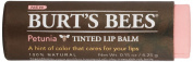 Burt's Bees Tinted Lip Balm, Petunia, 5ml